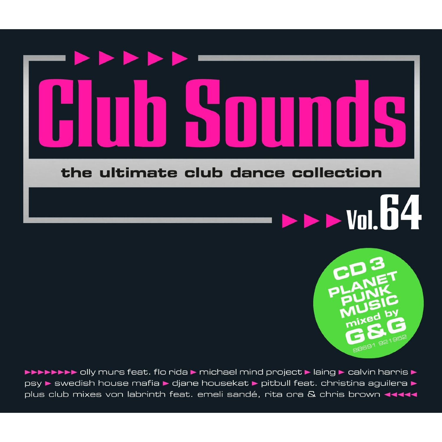 Club Sounds mixed by G&amp;G