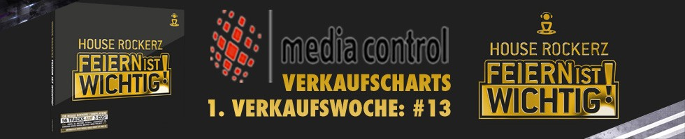NACHTmenschen - House-Rockerz - Media Control
